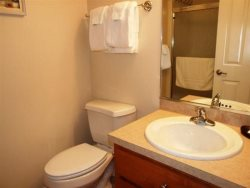 Just For The Halibut - 1st Floor - Street Level - Hallway Bathroom With Shower