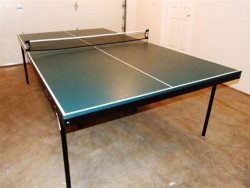 Just For The Halibut - 1st Floor - Street Level - Garage - Ping Pong Table