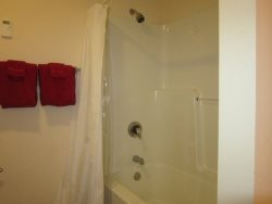 Seacure - Main Level - Hallway Bathroom - Tub Shower Combo