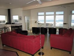 Seacure - Upper Level- Living room