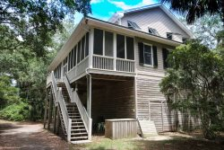 Dewees Private Beach House- Family Getaway Lot 65