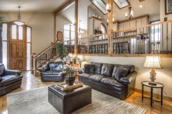First Tracks, Salt Lake Ski Vacation Home Near Alta and Snowbird