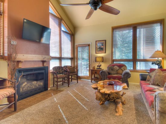 Perfect Park City ski home at Canyons Resort