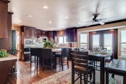Wasatch Retreat, a Large Draper Vacation Home near Little Cottonwood Canyon