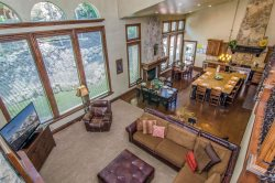 Majesty Cove Mansion., a Luxury Millcreek Vacation Rental Home Near Salt Lake