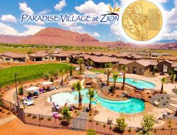 St. George Paradise Village at Zion, St. George Vacation Homes in Santa Clara, Utah