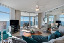 Incredible Views & Gulf Front Location in Heart of Destin - Jade East Towers
