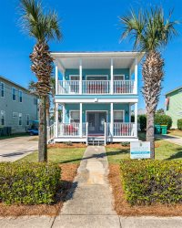 Beach House plus Cabana/Guest House, Private Pool, Great Beach Access