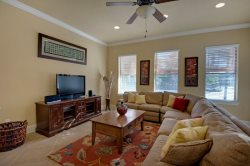Tiger Bait - Beautiful Poolfront Home in Villages of Crystal Beach!