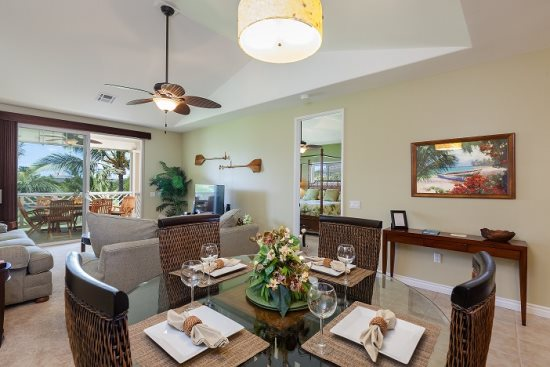 waikoloa vacation condo rental