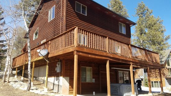 Black hills vacation homes   pine haven   sd