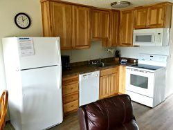 Newly Upgraded Kitchen with Microwave and Dishwasher
