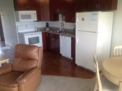 Fully Equiped Kitchen with Microwave and Dishwasher