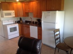 Fully Equipped Kitchen with Microwave  Dishwasher