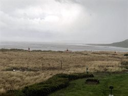 Upper Level Ocean view and view of Point Grenville