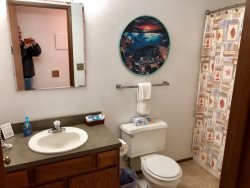 Dual Recliner Chairs in Living Room