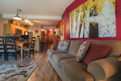 Tenderfoot Lodge 2673 - Walk to slopes, outdoor hot tubs with views