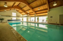 Indoor recreational swimming pool