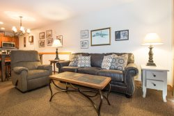 Red Hawk Lodge 2286  - Rare one bedroom, two bath, sleeps 6, amazing views, walk to slopes!