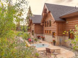 Incredible, private home in Silverthorne