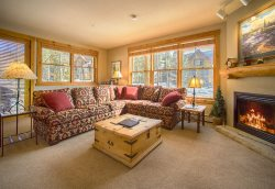 Among Keystones favorite choices, Trappers Crossing hosts spacious deluxe mountain living