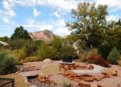 Beautiful Santa Fe Style home with direct views of the Red Rocks!