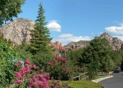 Condo located right in the heart of West Sedona and is accessible to everything!