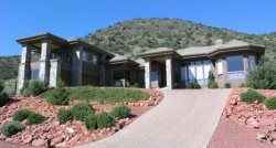 Palatial Luxury!! This home is a private mini-resort! Massive windows offer stunning views of the surrounding Red Rocks!! CRYSTAL - S089