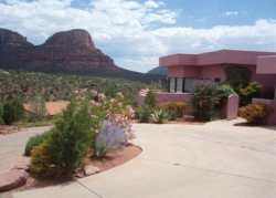 Spacious Luxury home with Red Rock Views sits on .58 acre!