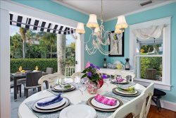 PEARL BEACH HOUSE AND GUEST CABANA ~ HEART OF OLDE NAPLES HISTORIC DISTRICT