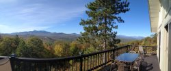 Panoramic Views from a high end Eidelweiss Vacation Home
