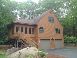 Gorgeous Winter Rental in North Conway