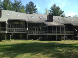 North Conway Vacation Rental with AC, 4 bedrooms and outdoor pool