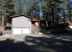 Tahoe cabin in great location close to skiing and town