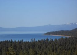 Sweeping Lake Tahoe views from this great home, close to Heavenly Ski Resort