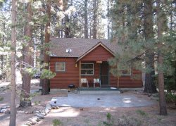 Pine Haven - quaint cabin in a great location!  Also pet friendly!