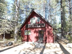 Nice cabin in the Pines, 3 bedroom sleeps up to eight