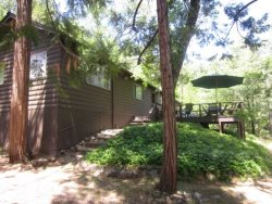 Aardvark Estates - A charming and serene 2 acre setting, steps from Twain Harte Lake.