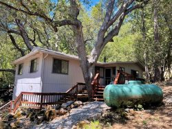 Moose Lodge - Located in a quiet Twain Harte neighborhood, this cabin offers a ten minute walk to the heart of town.