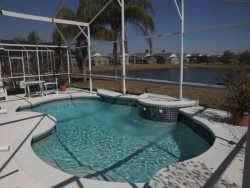 Nice Pool Home close to Disney
