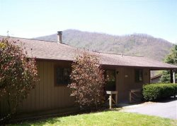 Enjoy an Excellent View Of The Mountains From The Barbee House