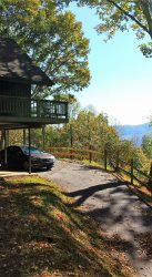 Relax In This Quiet Spacious Lodge And Drink In The Smoky Mountain Colors