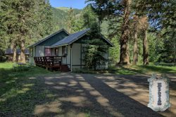 Nicely kept vacation rental close to river and lake