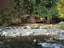 Great River location Cabin