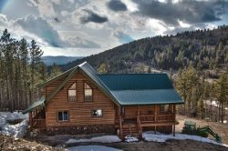 High Country Lodge-3500 sq ft home with private lot and breathtaking views