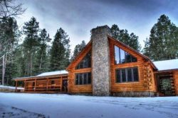 Deer Mountain Lodge-7000 sq ft home great for large groups up to 20 guests