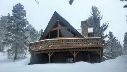 Grand View Lodge - Spectacular views, close to Terry Peak, Hot tub