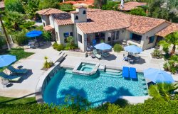 Spanish-Colonial With Unparalleled Outdoor Amenities