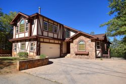 Alpine Chateau is a magnificent and luxurious Big Bear Vacation Cabin in the tradition of an Alpine Chateau design.