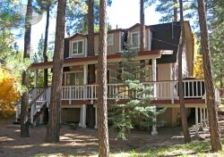 Star Gazer - Big Bear Vacation Rental where you can star gaze without the need of a telescope and close to all activities.